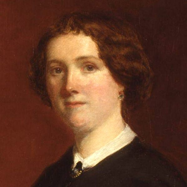 Portrait of the author Mary Elizabeth Maxwell