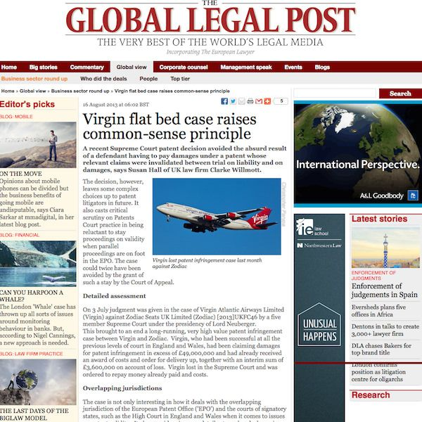Global Legal Post